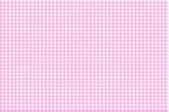 Fondo della polvere Rosa, bolle trasparenti astratte della polvere Illustrazione di vettore Struttura di ripetizione delle matton illustrazione vettoriale
