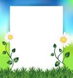 Fondo della primavera con lo spazio della copia royalty illustrazione gratis
