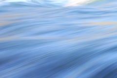 Fondo della rapida del fiume Fotografie Stock Libere da Diritti