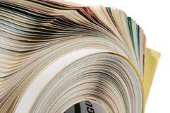 Fondo della rivista immagine stock libera da diritti