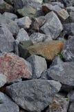 Fondo della roccia Immagini Stock Libere da Diritti