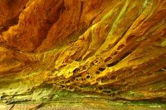 Fondo della roccia del calcare Immagine Stock Libera da Diritti