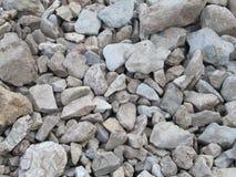 Fondo della roccia del fiume Immagine Stock Libera da Diritti