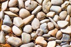 Fondo della roccia, fondo di pietra Immagini Stock Libere da Diritti