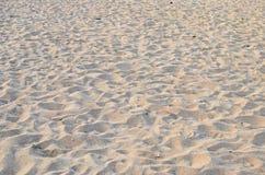 Fondo della sabbia Fotografia Stock Libera da Diritti