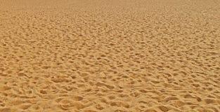 Fondo della sabbia Fotografia Stock