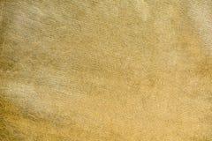 Fondo della scintilla di scintillio dell'oro Immagini Stock Libere da Diritti
