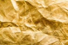 Fondo della scintilla di scintillio dell'oro Fotografia Stock Libera da Diritti