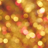 Fondo della sfuocatura dell'oro - foto di riserva fotografia stock libera da diritti