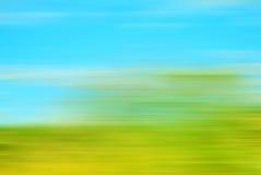Fondo della sfuocatura della natura della primavera Fotografie Stock