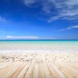 Fondo della spiaggia fotografia stock