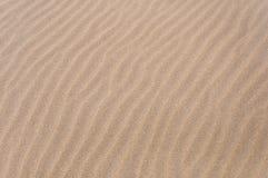 Fondo della spiaggia sand Fotografie Stock