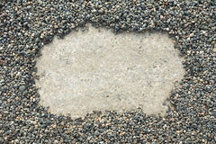 Fondo della struttura delle pietre Fotografia Stock
