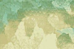 Fondo della tela di lerciume con le imitazioni approssimative di struttura illustrazione vettoriale