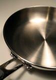 Fondo della vaschetta di frittura Fotografia Stock