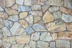Fondo delle dimensioni differenti delle pietre Fotografia Stock Libera da Diritti