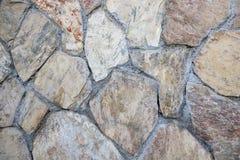 Fondo delle dimensioni differenti delle pietre Immagini Stock