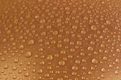 Fondo delle gocce di acqua Immagine Stock