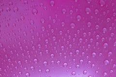 Fondo delle gocce di acqua Immagine Stock Libera da Diritti