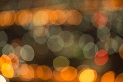 Fondo delle luci di colori Fotografia Stock Libera da Diritti