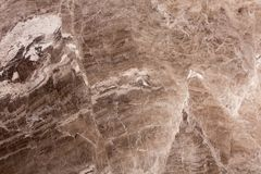 Fondo delle mattonelle di Brown, struttura della roccia, struttura di marmo del fondo Immagini Stock Libere da Diritti