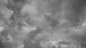 Fondo delle nuvole di tempesta dei summerstupefacenti fotografia stock