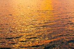 Fondo delle onde di oceano del mare Fotografie Stock