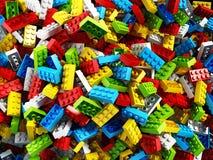 Fondo delle particelle elementari illustrazione 3D Fotografia Stock Libera da Diritti
