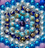 Fondo delle perle Immagini Stock Libere da Diritti