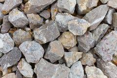 Fondo delle pietre - struttura di pietra Immagine Stock Libera da Diritti