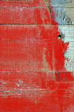 Fondo delle plance rosse Immagine Stock Libera da Diritti