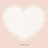 Fondo delle rose dei biglietti di S. Valentino Fotografia Stock