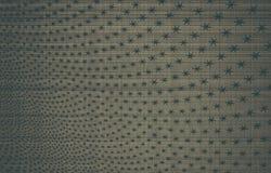 Fondo delle stelle nere e blu su un fondo di lerciume Immagini Stock Libere da Diritti