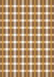 Fondo delle strisce d'intersezione in tonalità marroni pallide Fotografie Stock