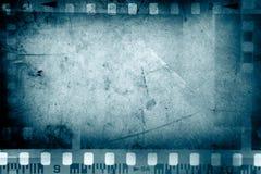 Fondo delle strutture di film Fotografia Stock