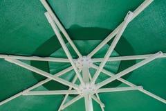 Fondo dello stagno dell'ombrello Fotografia Stock Libera da Diritti