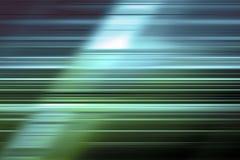Fondo desaturato della sfuocatura di velocità Fotografie Stock