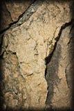 Fondo detallado abstracto de la roca Fotografía de archivo