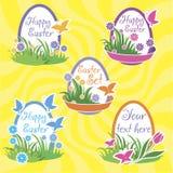 Fondo determinado de Pascua Imagen de archivo libre de regalías