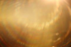 fondo di abbagliamento del sole fotografie stock