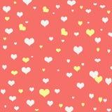 Fondo di Abstrakt per i saluti biglietto di S. Valentino felice o nozze dentro Fotografia Stock Libera da Diritti