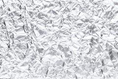 Fondo di alluminio astratto Fotografia Stock Libera da Diritti