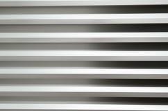 Fondo di alluminio del piatto di parete Fotografie Stock Libere da Diritti
