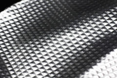 Fondo di alluminio delle mattonelle Immagini Stock