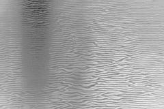 Fondo di alluminio di struttura Fotografie Stock Libere da Diritti