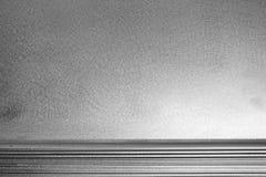 Fondo di alluminio di struttura Fotografia Stock Libera da Diritti