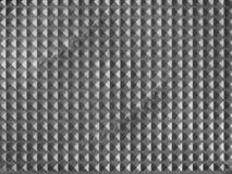 fondo di alluminio grigio di struttura del metallo Fotografia Stock Libera da Diritti
