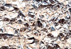 fondo di alluminium del metallo Immagine Stock Libera da Diritti