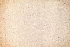 Fondo di alta risoluzione del vecchio cartone di struttura della carta di Brown per progettazione Immagini Stock