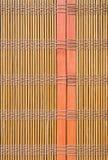 Fondo di alta risoluzione della tenda di bambù fotografia stock libera da diritti